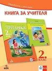 Книга за учителя по литература за 2. клас - Теодора Власева, Велка Славова -