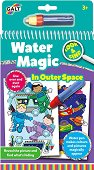 Оцветявай с вода - В открития космос - Творчески комплект с магически маркер -