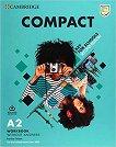 Compact Key for Schools - Ниво A2: Учебна тетрадка без отговори Учебен курс по английски език - Second Edition -