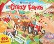 Създай своята ферма - книжка за оцветяване - детска книга