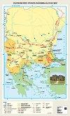 Стенна карта: България през втората половина на IX - Х век -