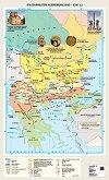 Стенна карта: България при Асеневци 1185 - 1241 г. -