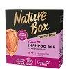 Nature Box Almond Oil Shampoo Bar - Твърд шампоан за обем с масло от бадем -