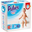 Pufies Sensitive Pants 4 - Maxi - Гащички за еднократна употреба за бебета с тегло от 9 до 15 kg -