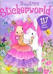 Princess Mimi - мини книжка със стикери - детска книга
