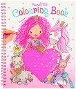 Princess Mimi - книжка за оцветяване с пайети - детска книга