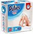 Pufies Sensitive Pants 6 - Extra Large - Гащички за еднократна употреба за бебета с тегло над 15 kg -