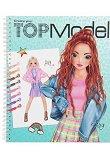 Топ Модел: Създай своя топ модел - книжка за оцветяване -