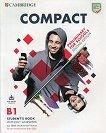 Compact Preliminary for Schools - Ниво B1: Учебник без отговори : Учебен курс по английски език - Second Edition - Sue Elliott, Amanda Thomas -