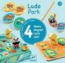 Ludo Park - Комплект от 4 игри - игра