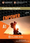 Empower - Starter (A1): Class DVD с видеоматериали по английски език - Adrian Doff, Craig Thaine, Herbert Puchta, Jeff Stranks, Peter Lewis-Jones -