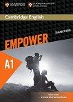 Empower - Starter (A1): Книга за учителя по английски - Rachel Godfrey,Julian Oakley, Wayne Rimmer -