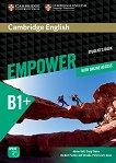 Empower - Intermediate (B1+): Учебна тетрадка по английски език + онлайн материали -