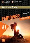 Empower - Starter (A1): Учебник по английски език + онлайн тетрадка и допълнителни материали - учебник