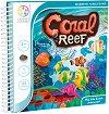 Коралов рифт - Детска логическа игра с магнити - игра