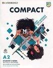 Compact Key for Schools - Ниво A2: Учебник с онлайн упражнения : Учебен курс по английски език - Second Edition - Emma Heyderman, Susan White - учебна тетрадка