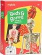 """Човешко тяло - Образователен комплект от серията """"Magnoidz"""" -"""