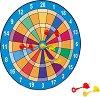 Магнитен дартс - Дъга - игра