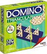 Триъгълно домино - Настолна игра - игра