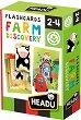 """Ферма - Детска образователна игра от серията """"Headu: Методът Монтесори"""" -"""
