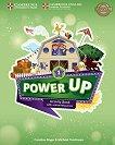 Power Up - Ниво 1: Учебна тетрадка с онлайн материали : Учебна система по английски език - Caroline Nixon, Michael Tomlinson -