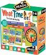 Колко е часът - Детска образователна игра -