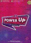 Power Up - Ниво 5: Книга за учителя : Учебна система по английски език - Stephanie Dimond-Bayir, Caroline Nixon, Michael Tomlinson -
