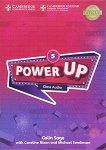 Power Up - Ниво 5: 4 CD с аудиоматериали по английски език Учебна система по английски език - книга за учителя