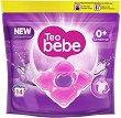 Капсули за пране с лавандула - Teo Bebe Sensitive - Опаковка от 14 броя -
