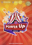 Power Up - Ниво 3: Флаш карти Учебна система по английски език - помагало