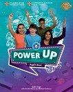 Power Up - Ниво 6: Учебник Учебна система по английски език - учебник