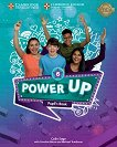 Power Up - Ниво 6: Учебник : Учебна система по английски език - Colin Sage, Caroline Nixon, Michael Tomlinson -