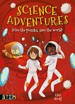Solve the Puzzles, Save the World: Science Adventures - Alex Woolf -