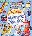 Whizz Kidz: Number Puzzles - William Potter -