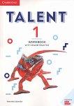 Talent - Ниво 1: Учебна тетрадка с онлайн упражнения : Учебна система по английски език - Weronika Salandyk -