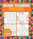 Brain Training Puzzles - Eric Saunders -