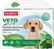 Beaphar Veto Pure Bio Spot On Puppy - Репелентни капки за малки кученца - опаковка от 3 пипети x 1 ml -