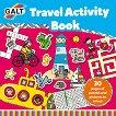 Galt: Активна книжка за път Travel Activity Book - детска книга