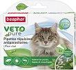 Beaphar Veto Pure Bio Spot On Cat - Репелентни капки за котки - опаковка от 3 пипети x 0.8 ml -