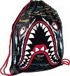 Спортна торба - Flying Sharks -
