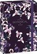 Кутия с ластик - Botanic Orchid - Формат A4 -