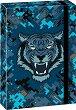 Кутия с ластик - Roar of the Tiger - Формат A4 -