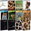 Ученическа тетрадка - Wild Life Moments Формат А4 с широки редове - тетрадка