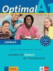 Optimal - ниво A1: Учебник по немски език - учебник