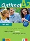 Optimal - ниво A2: Учебник по немски език - продукт