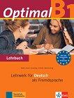 Optimal - ниво B1: Учебник по немски език - учебник