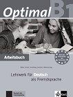 Optimal - ниво B1: Учебна тетрадка по немски език - учебник