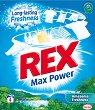 Прах за бяло пране - Rex Max Power - Разфасовки от 0.280÷1.260 kg -