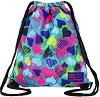 Спортна торба - Solo: Hearts Graffiti -