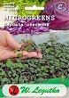 Семена от микро растения - Червено зеле - Опаковка от 2 g -